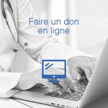Faire un don en ligne à la Clinique St-Yves